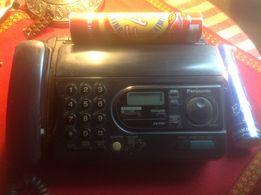 телефон-факс Panasonic