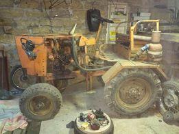 Трактор двиг. Т-25 с документами.