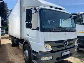 Merc Benz Atego 1318 Insulated Body excl.VAT