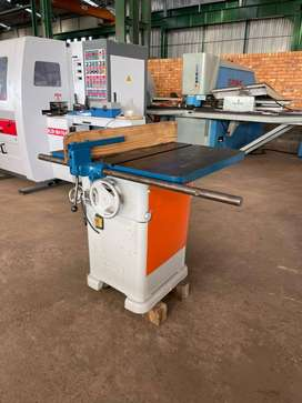 Wadkin table saw 220v