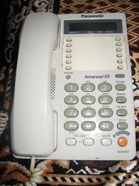 Телефон стационарный Panasonic модель KX-TS2365RUW.