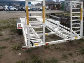 Car Trailer for sale in perfect condition, disc valid and paperwork.