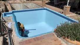 Swimming pools Installations and Renovations