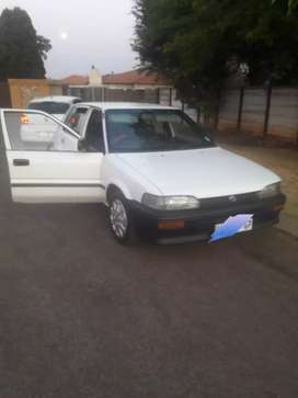 Marvelous Toyota conquest with very low kilometers for sale.