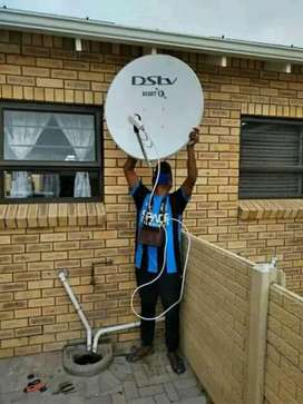 Dsv installtion and fixing and all satellite and many more