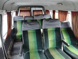 Переезд с домашними вещами на микроавтобусе