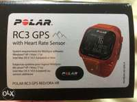 Image of Polar RC3 GPS Watch with Heart Rate Sensor