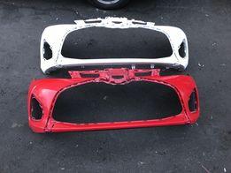 Toyota Yaris 14-16год бампер б/у оригинал
