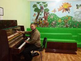 Детали для пианино, настройка и ремонт