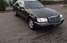 Mercedes w140-s140 3.0 TD розборка-шрот-запчастини