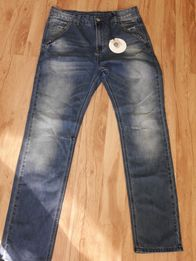 Blue Monkey jeansy 32/32