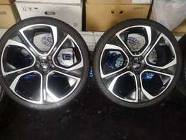 """REDUCED: 18"""" Oem Audi S1/A1 Rims & Tyres"""
