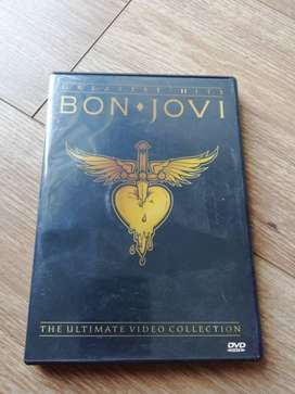 BON JOVI - The Ulitmate video collection