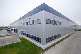 Do wynajęcia hala magazynowa klasy A o powierzchni 3400m2 w Łodzi.