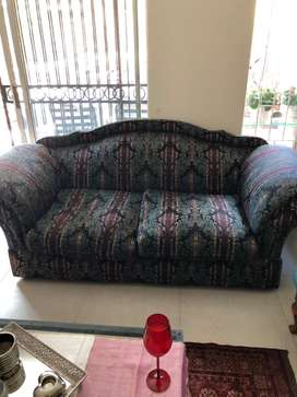 2 couches and 2 wing back chairs immaculate