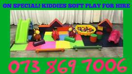 Kiddies SÖFT PLÄY SPECIAL from R250
