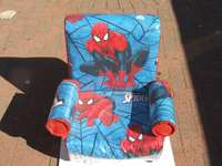 Image of Spiderman Kids Lounge Chair