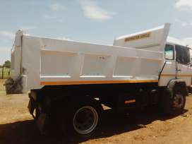 6 cube tipper for sale