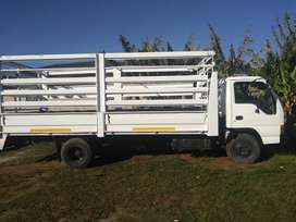 2007 ISUZU FITTED WITH CAGE BODY FOR SALE