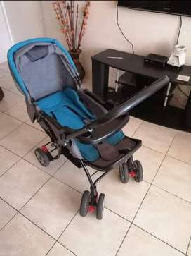 Pram and Cot For Sale