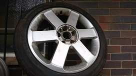 """17"""" Audi A4 / S4 mags"""
