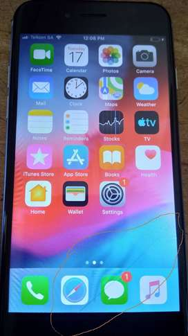 Pre Owned iPhone 6, 16GB, Space Gray.
