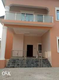 Standard brand new four bedrooms serviced duplex at diploma zone Abuja 0