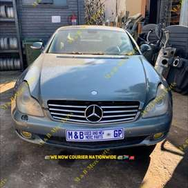 CLS 350 W219 NOW STRIPPING FOR SPARES