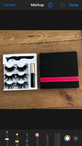 25mm Faux Magnetic Lashes