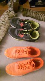 byty uniseks pomaranczowe i ciemniejsze kolorowe 40 41