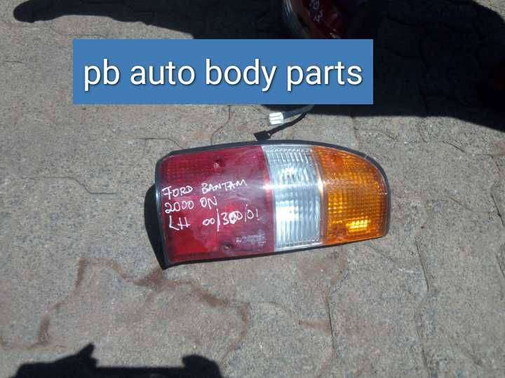 Ford Bantam LH Tail light / Back light 0