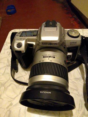 Фотоаппарат Minolta made in japan.