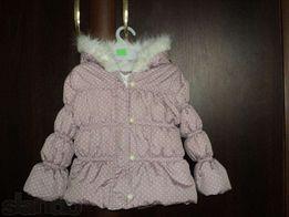 Продам курточку на девочку (осень)