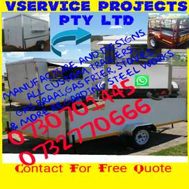 Mobile Kitchens/Food Trailers