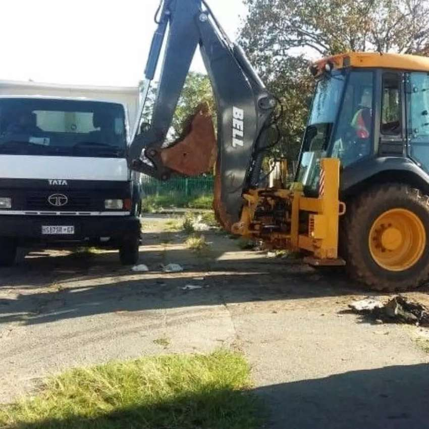 PLANT HIRE AND RUBBLE REMOVALS IN KRUGERSDORP 0