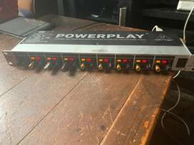 Behringer Powerplay 8 Channel