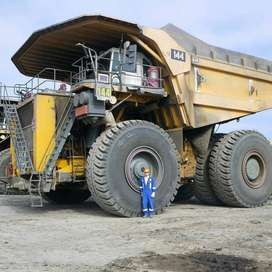 ACCREDITED 777 DUMP TRUCK TRAINING COURSE