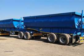 34 SIDE TIPPERS AND HORSES FOR HIRE 067*922**511.9