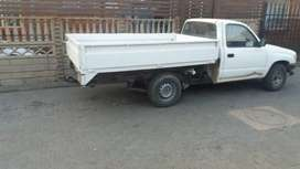 Toyota high volume bin.I am selling only the loading bin.
