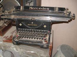 печатная машинка Merсedes