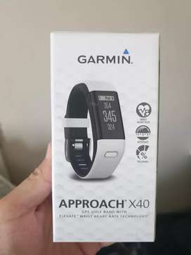 Garmin Approach X40 GPS Golf and Fitness Device
