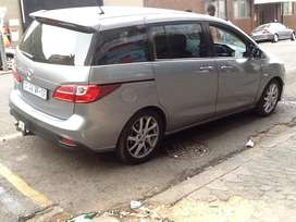 Mazda 5 2.4  indivigual available now for sale in perfect condition