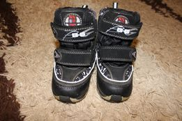 зимнии термо сапоги (ботинки) B&G р.26