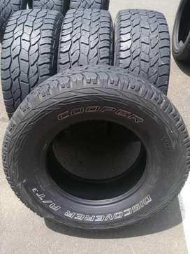 265 70 R17 Cooper Discovery AT 3 Tyres | Bakkie Tyres