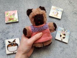 Чудовий м'якенький ведмедик