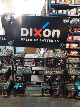 Dixon Batteries From R970