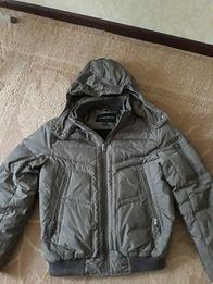 Мужская куртка пуховик на 170-175