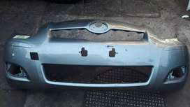 TOYOTA YARIS FRONT BUMPER 2010 TO 2011 MODEL