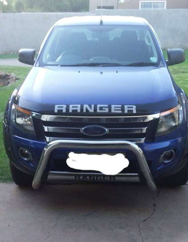Ford Ranger 2.2 TDCi XL Double Cab 0