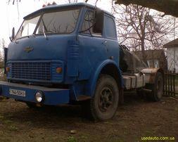 Продам автомобиль МАЗ- 500 тягач двигатель ЯМЗ-236 вал R-1